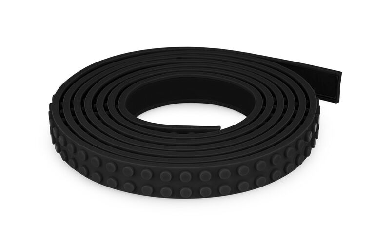 Mayka Toy Block Tape 2 Stud 656 ft - Black
