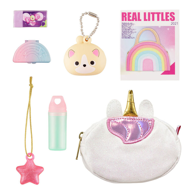 Real Littles - Handbags (1 Of 7 Assorted Styles)