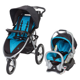 Baby Trend Expedition Premiere Jogger Travel System - Oasis - R Exclusive