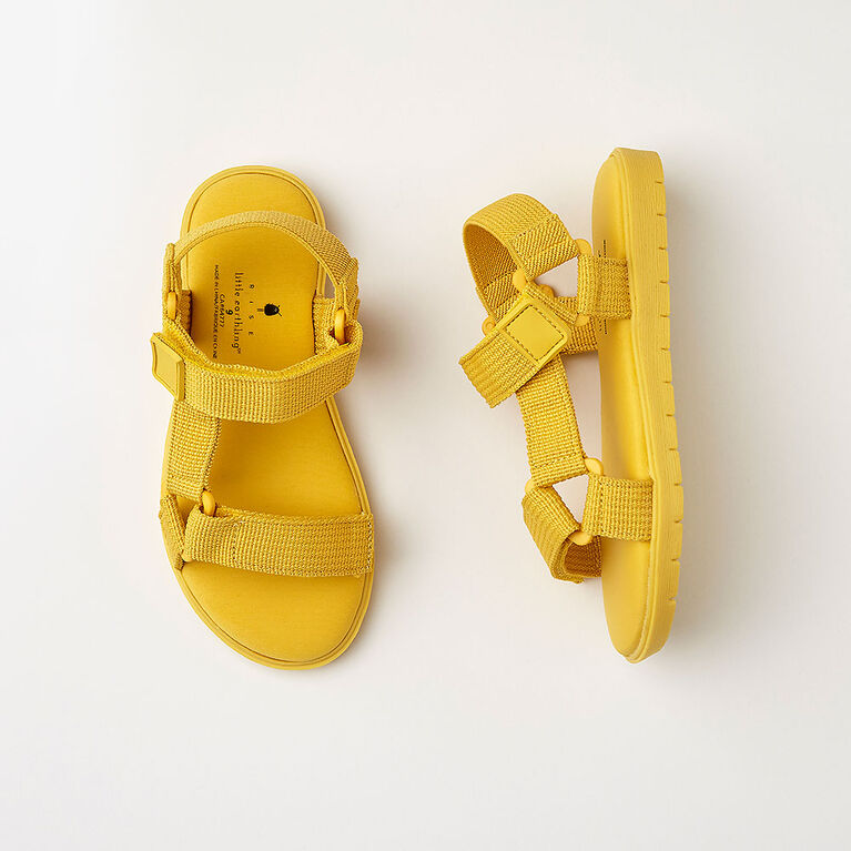 odyssey sandal, size 5 - bamboo