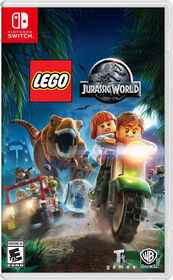 Nintendo Switch - LEGO Jurassic World