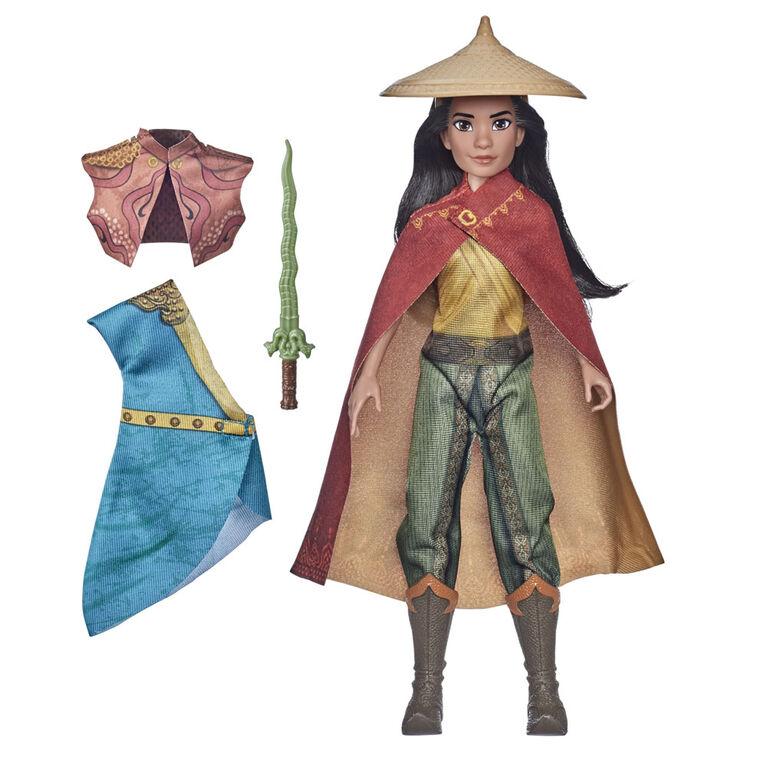 Disney's  Raya and the Last Dragon Raya's Adventure Styles