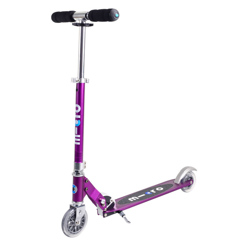 Micro Scooters Micro Sprite Scooter Purple Metallic