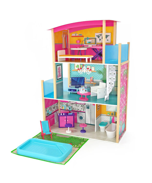 Imaginarium Discovery - City Chic Doll House