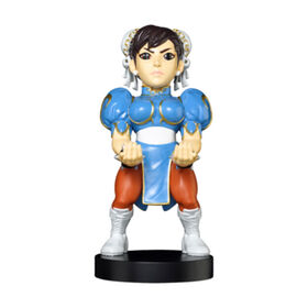 Capcom Chun-Li Cable Guy Phone And Controller Holder - English Edition