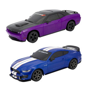 Fast Lane 1:16 RC Muscle Car