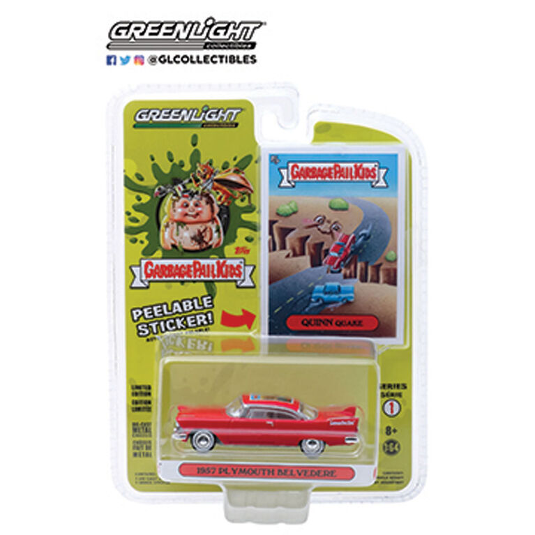 1:64 Greenlight  Pre - 1957 Plymouth Belvedere