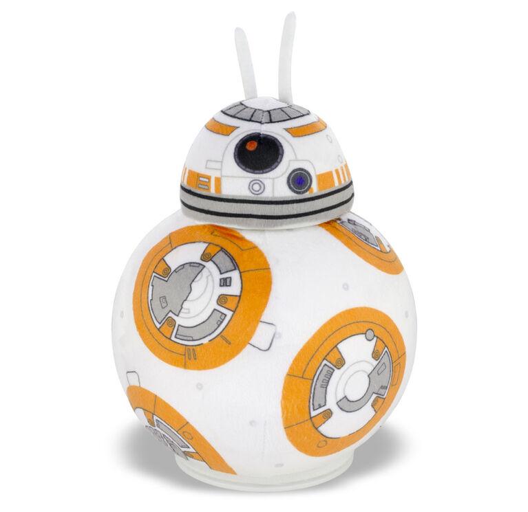 Star Wars Bosse 'N Aller BB-8 peluche avec voix authentique