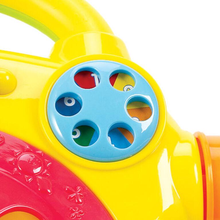 Imaginarium Baby - Tiny Steps Walker With Shape Sorter