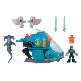 Fisher-Price Imaginext Deep Sea Shark Sub
