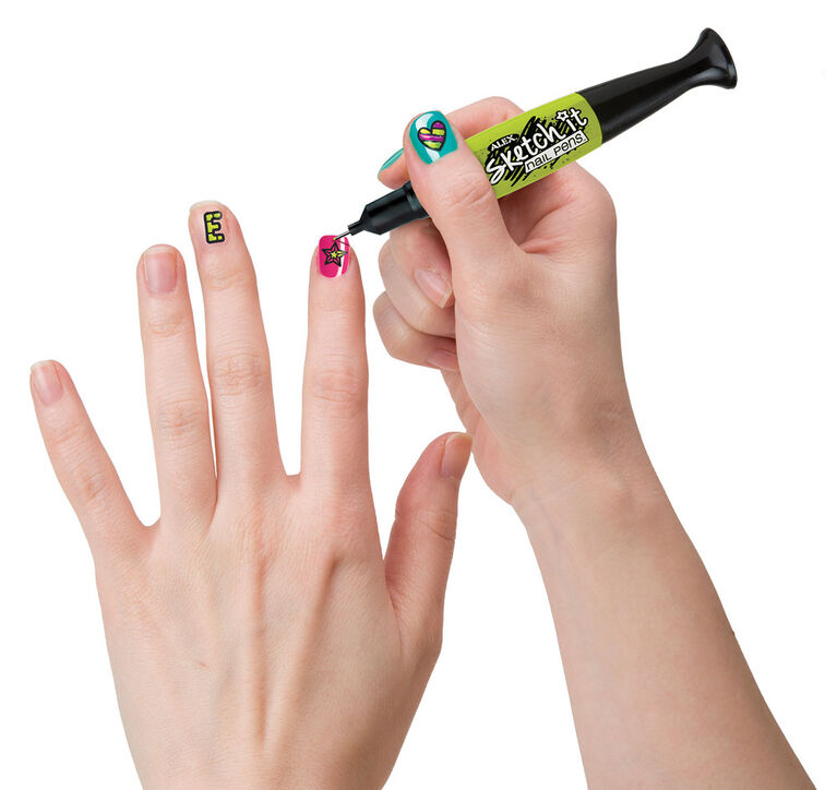 ALEX Spa - Sketch It Nail Pen Salon