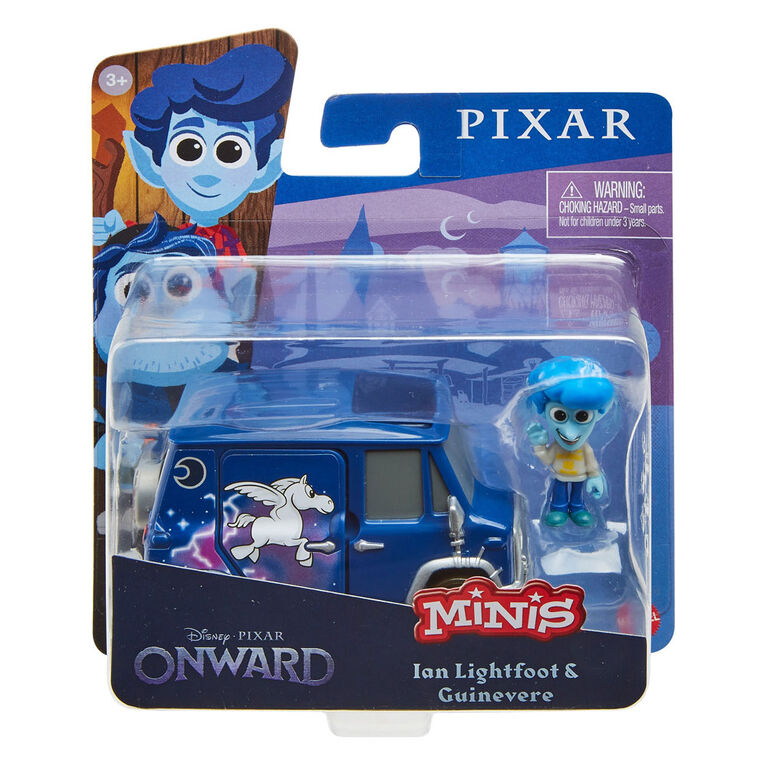 Disney/Pixar Onward Minis Ian Lightfoot & Guinevere