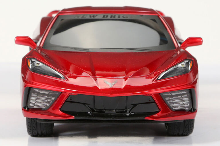 1:8 Scale Full Function Corvette with Lights and Sound