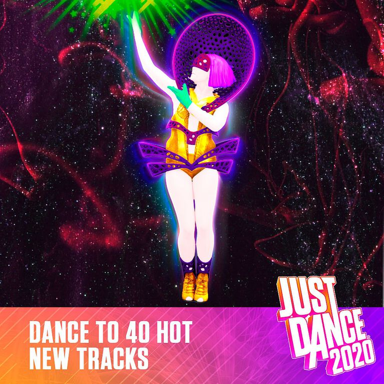 Just Dance 2020 - Nintendo Wii