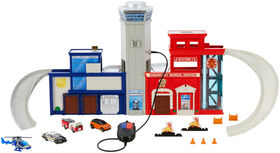 Matchbox - Rescue Police and Fire Department Headquarters Playset?