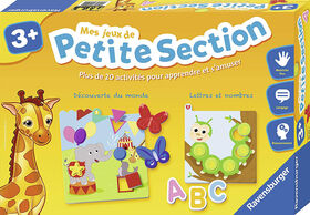 Ravensburger: My Games Of Small Section - French Edition