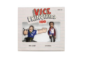 Vice Principals Gamby and Lee Vinyl Figurines