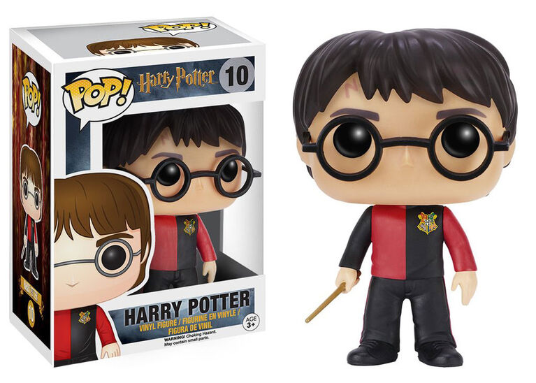 Funko POP! Movies: Harry Potter - Harry Triwizard
