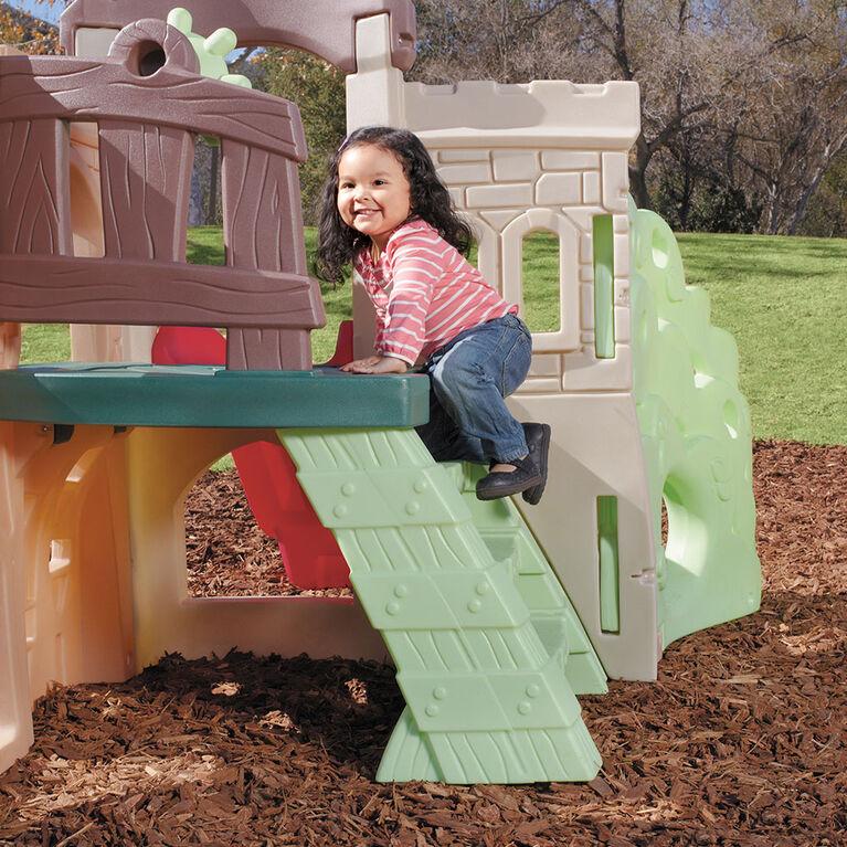 Little Tikes - Rock Climber & Slide