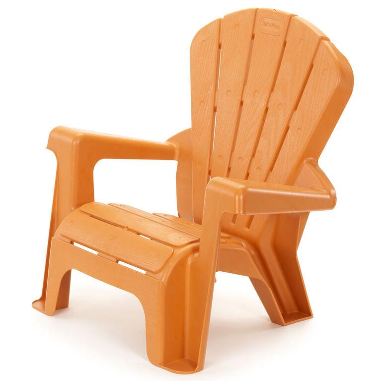 Chaise de jardin - orange