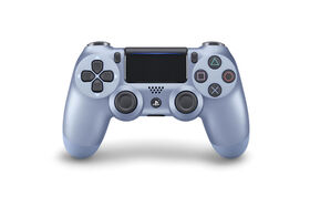 PlayStation 4 DualShock 4 Titanium Blue.