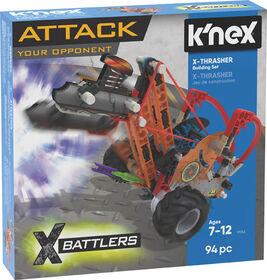 X-Battlers X-Thrasher Building Set