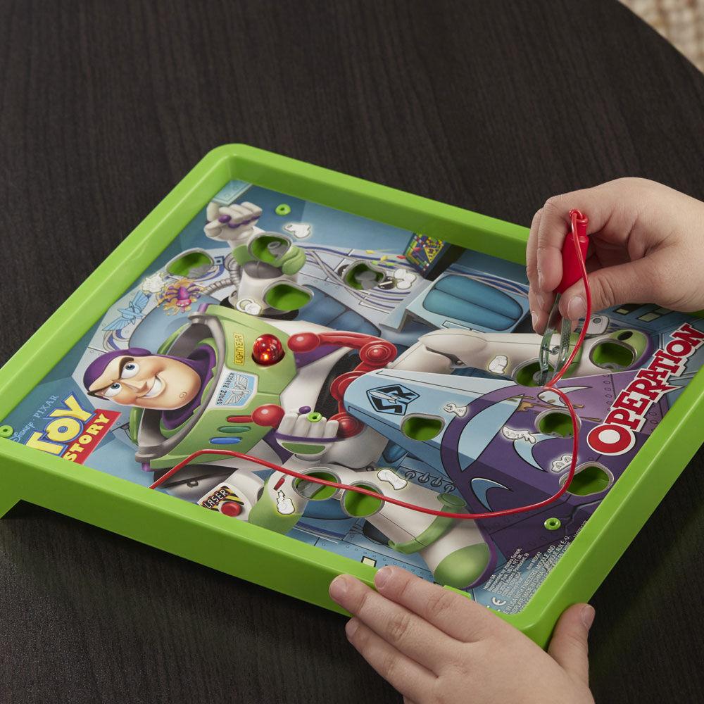 Toy Story Buzz Lightyear opération