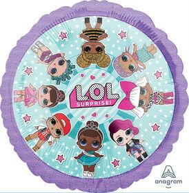 "Lol Surprize Standard 18"" Foil Balloon"