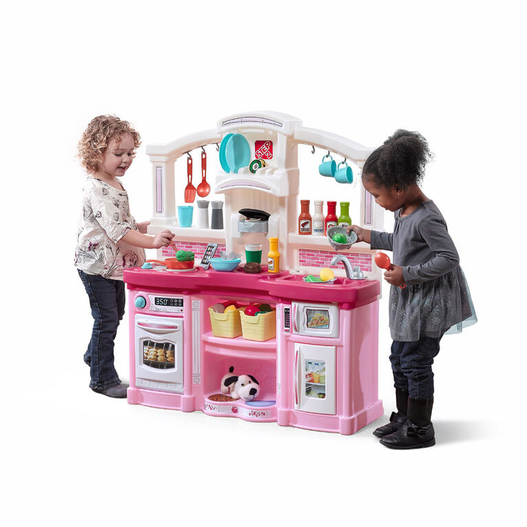 Fantastic Step2 Fun With Friends Kitchen Pink Download Free Architecture Designs Xerocsunscenecom