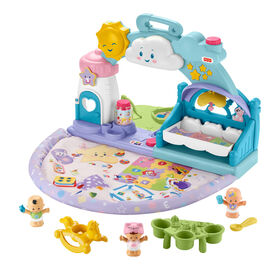 ​Fisher-Price Little People 123 Babies Playdate French Edition