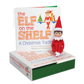 The Elf on the Shelf: A Christmas Tradition - Girl Light
