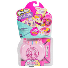 Shopkins Lil Secrets Secret Lock - Princess Hair Salon
