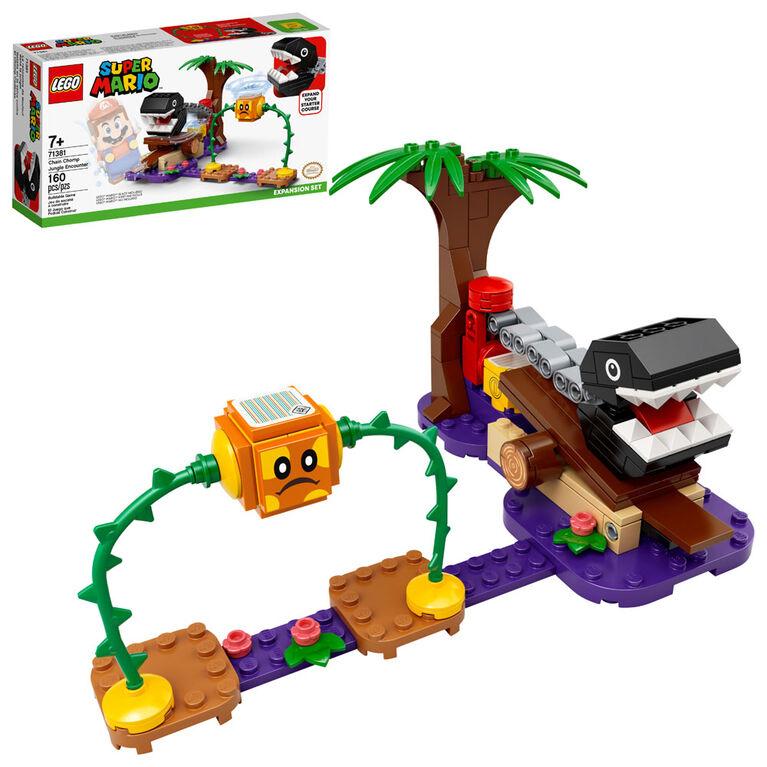 LEGO Super Mario Ensemble d'extension La rencontre de Cho 71381