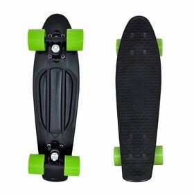 Razor - Retro Skateboard - Black & Green