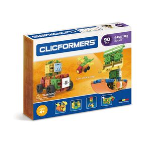 Magformers Clicformers Basic 90 Pieces Construction set
