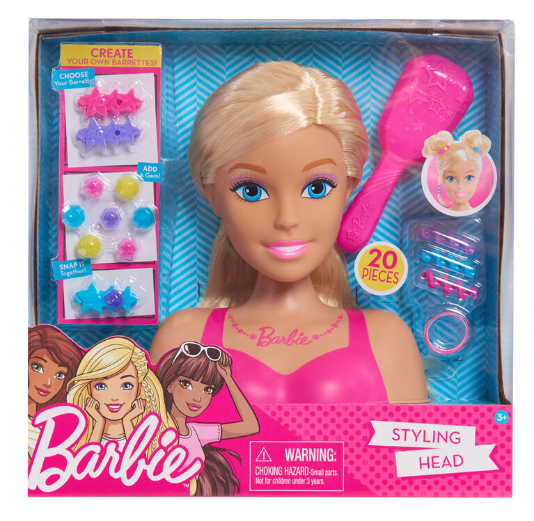 Barbie Small Styling Head - Blonde