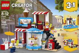 LEGO Creator Un univers plein de surprises 31077
