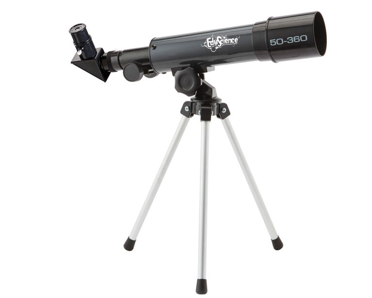 50/360 Telescope and 640x Microscope Combo