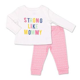 Koala Baby Shirt and Pants Set -  0-3 Months