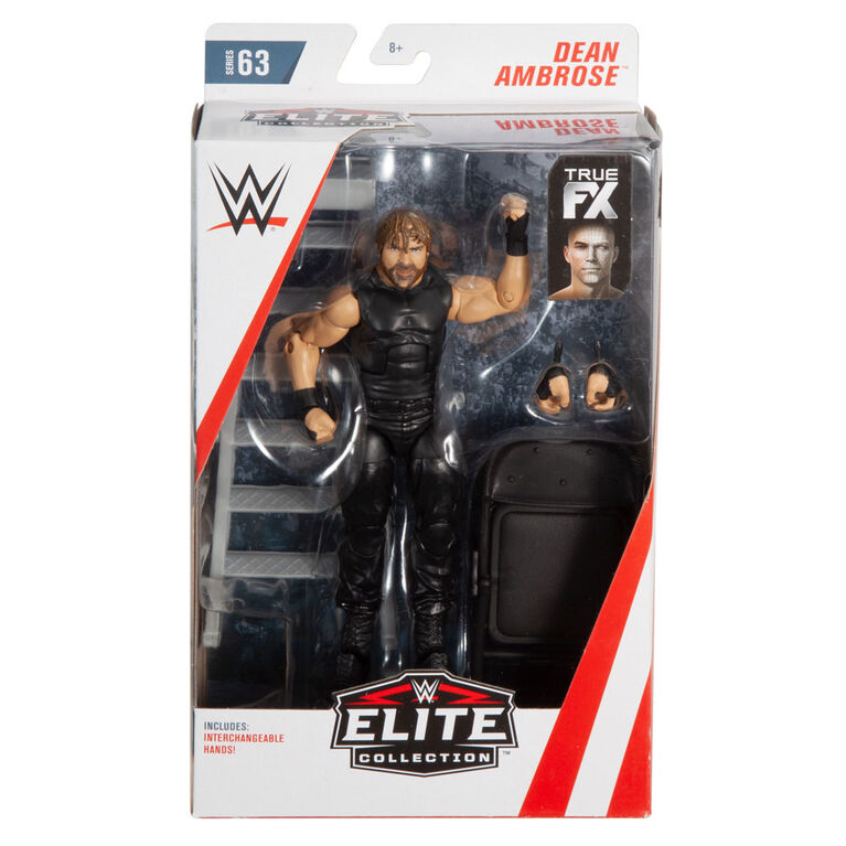 WWE Dean Ambrose Elite Collection Action Figure