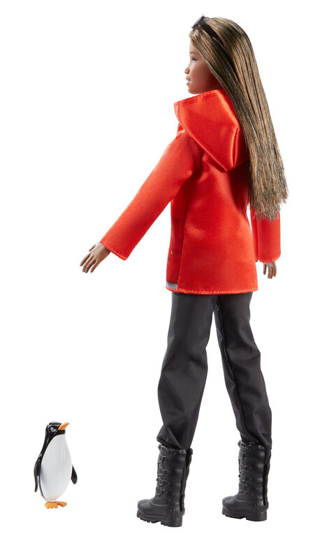 Barbie Polar Marine Biologist Doll