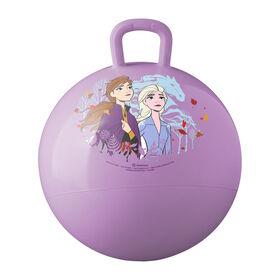 Ballon-Sauteur La Reine Des Neiges