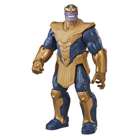 Marvel Avengers Titan Hero Series Blast Gear Deluxe Thanos Action Figure