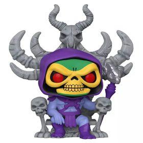 Figurine en Vinyle Skeletor on Throne par Funko POP! Les Maîtres de l'univers - Notre exclusivité