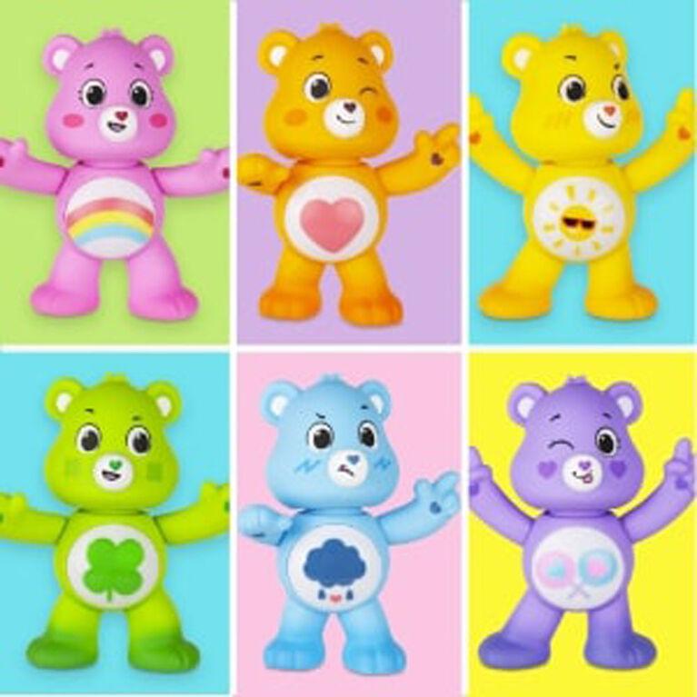 Care Bears Unlock the Magic Interactive Figures - Grumpy Bear- English Edition