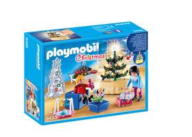 Playmobil - Christmas Living Room