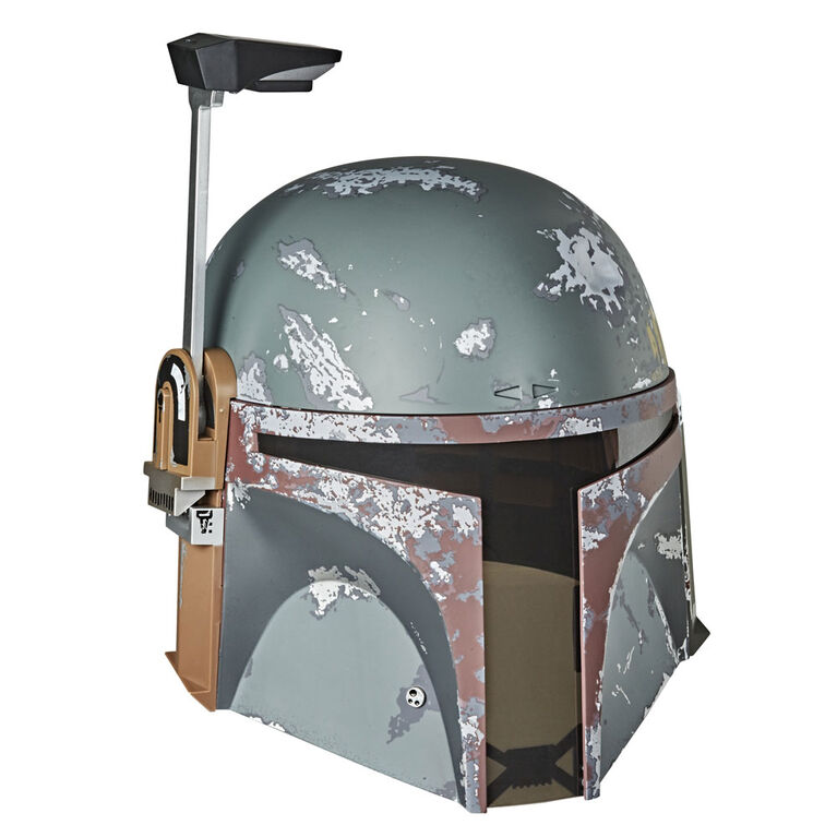 Star Wars The Black Series Boba Fett Premium Electronic Helmet