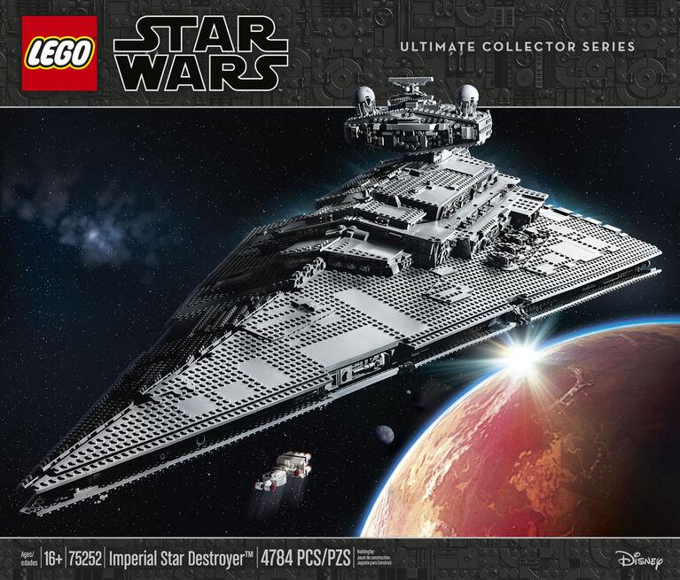 LEGO Star Wars TM Imperial Star Destroyer 75252