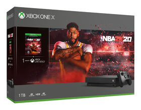 Xbox One X 1TB Hardware - NBA 2K20