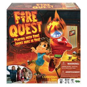 Fire Quest Game